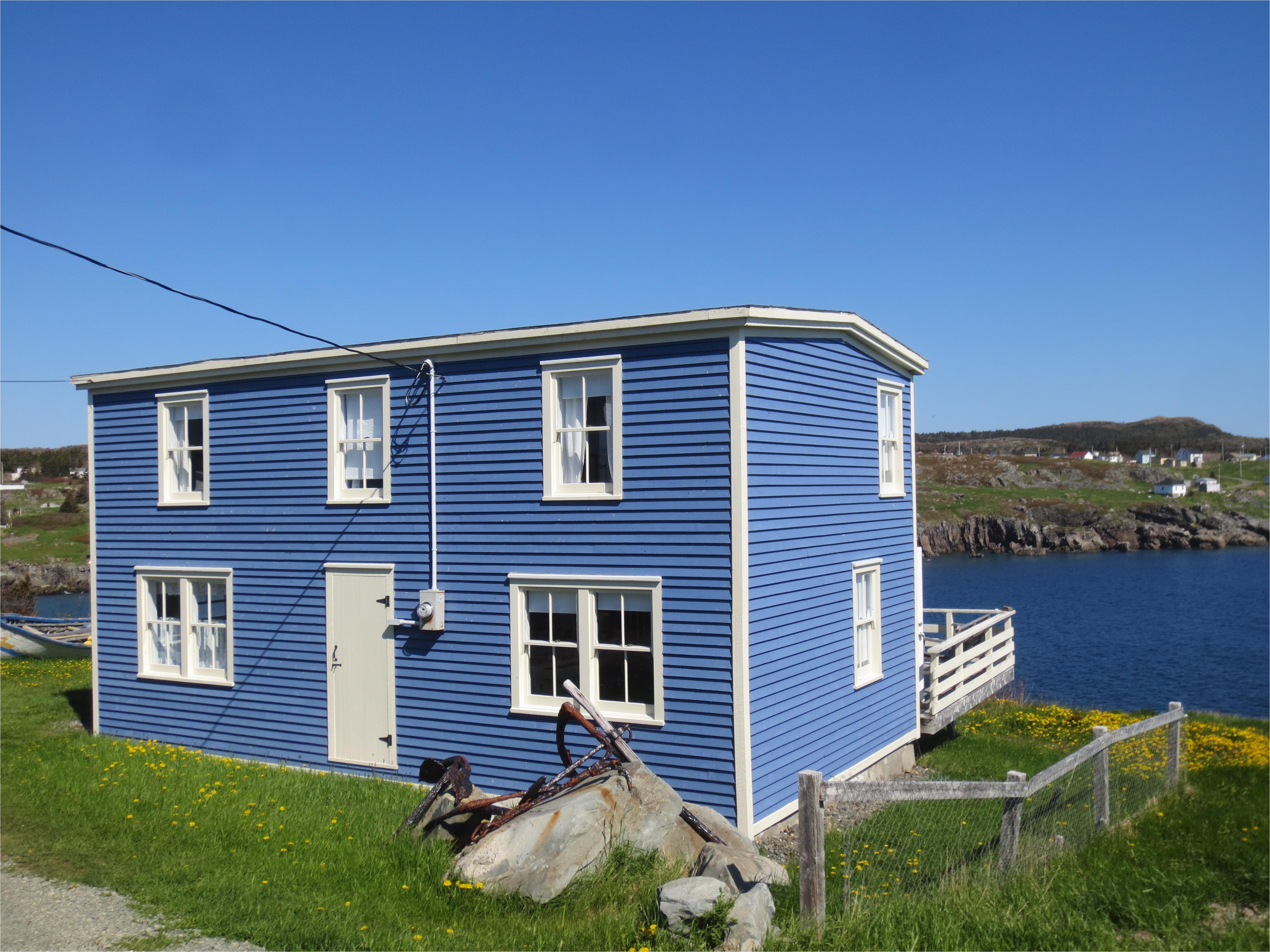 newfoundland saltbox house plans home style 2