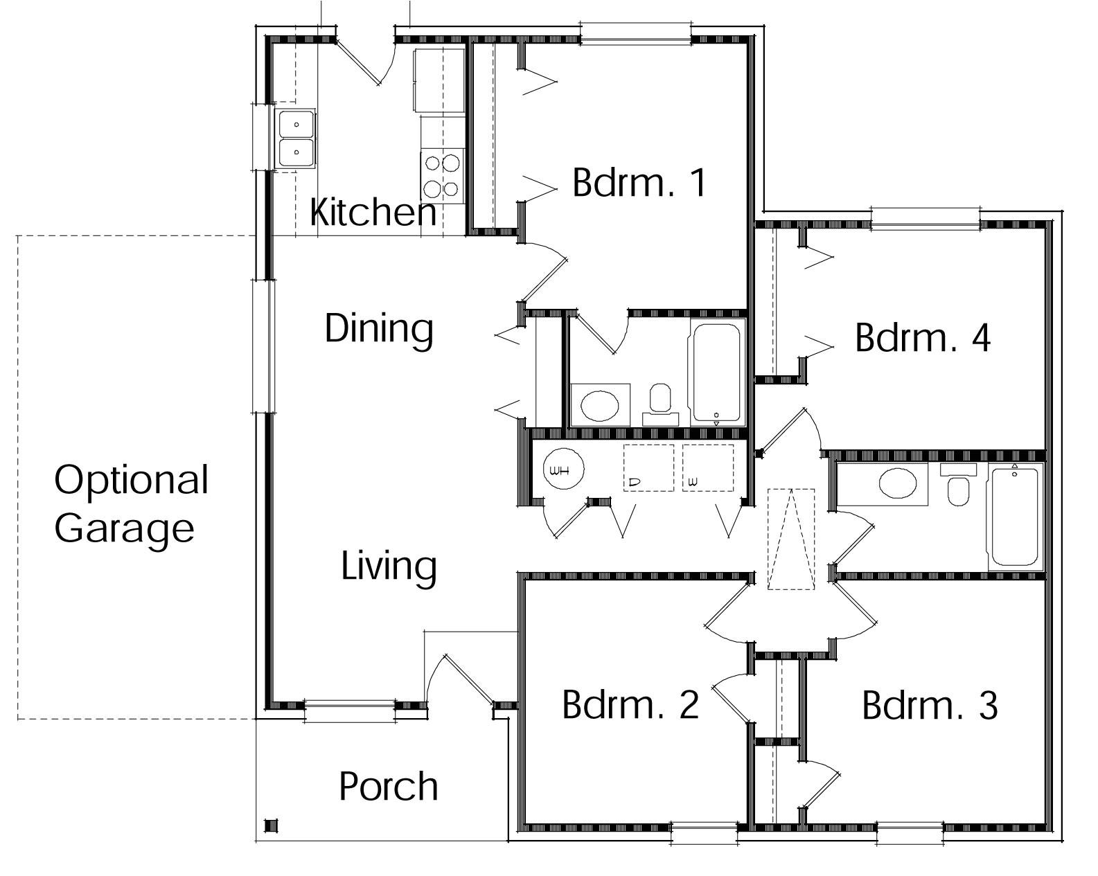 Home Plans Pdf Free House Plans and Designs Pdf