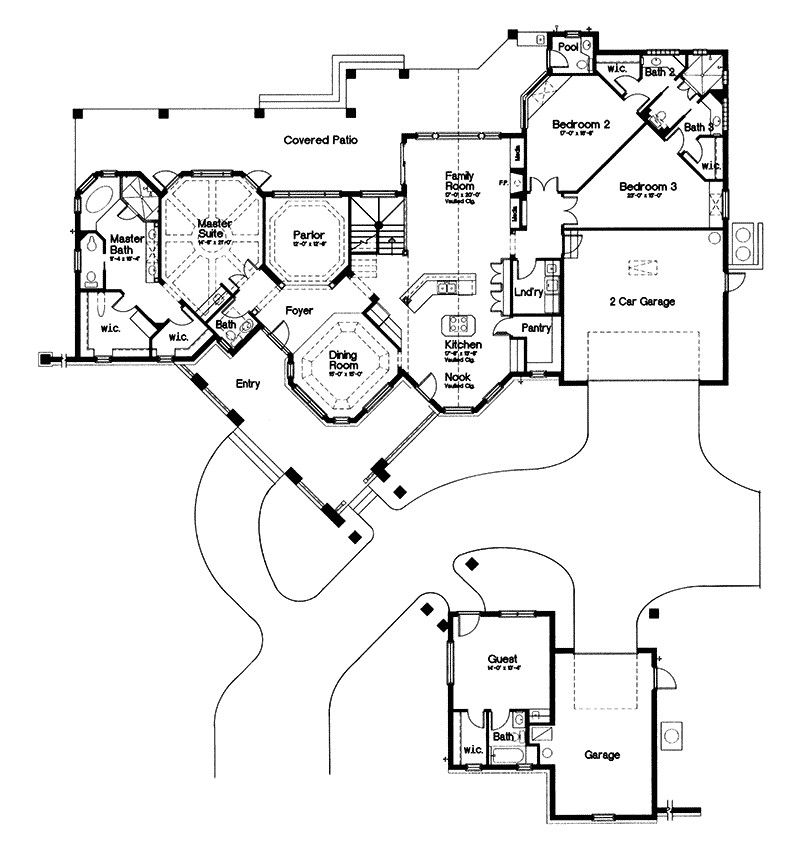 28 detached guest house plans free detached guest house throughout home plans with guest houses with regard to house