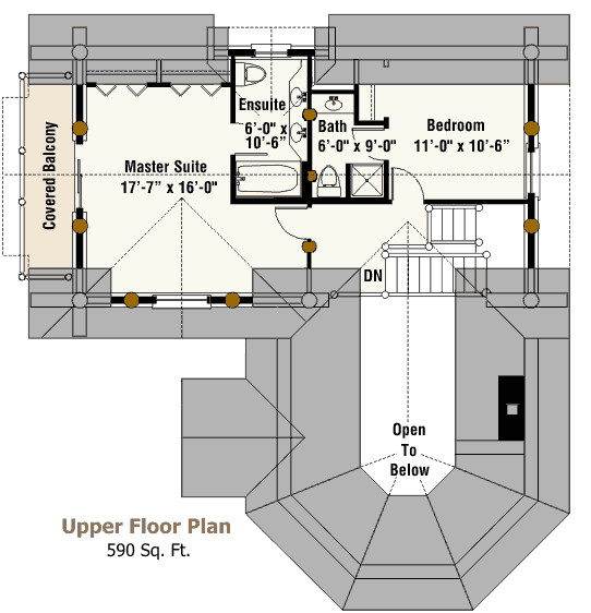 guest house plans south africa