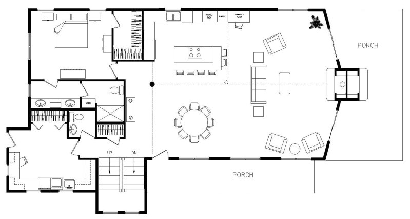 12 cottage house plan 99971 cabin floor plans with mudroom unusual throughout house plans with mudroom