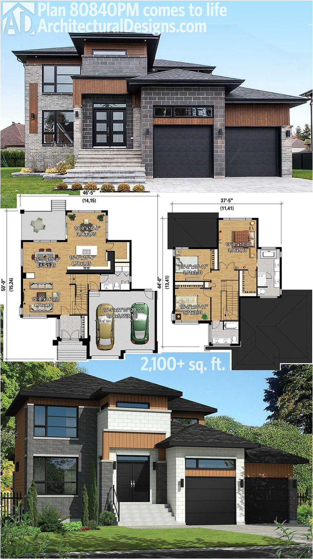 modern house plans