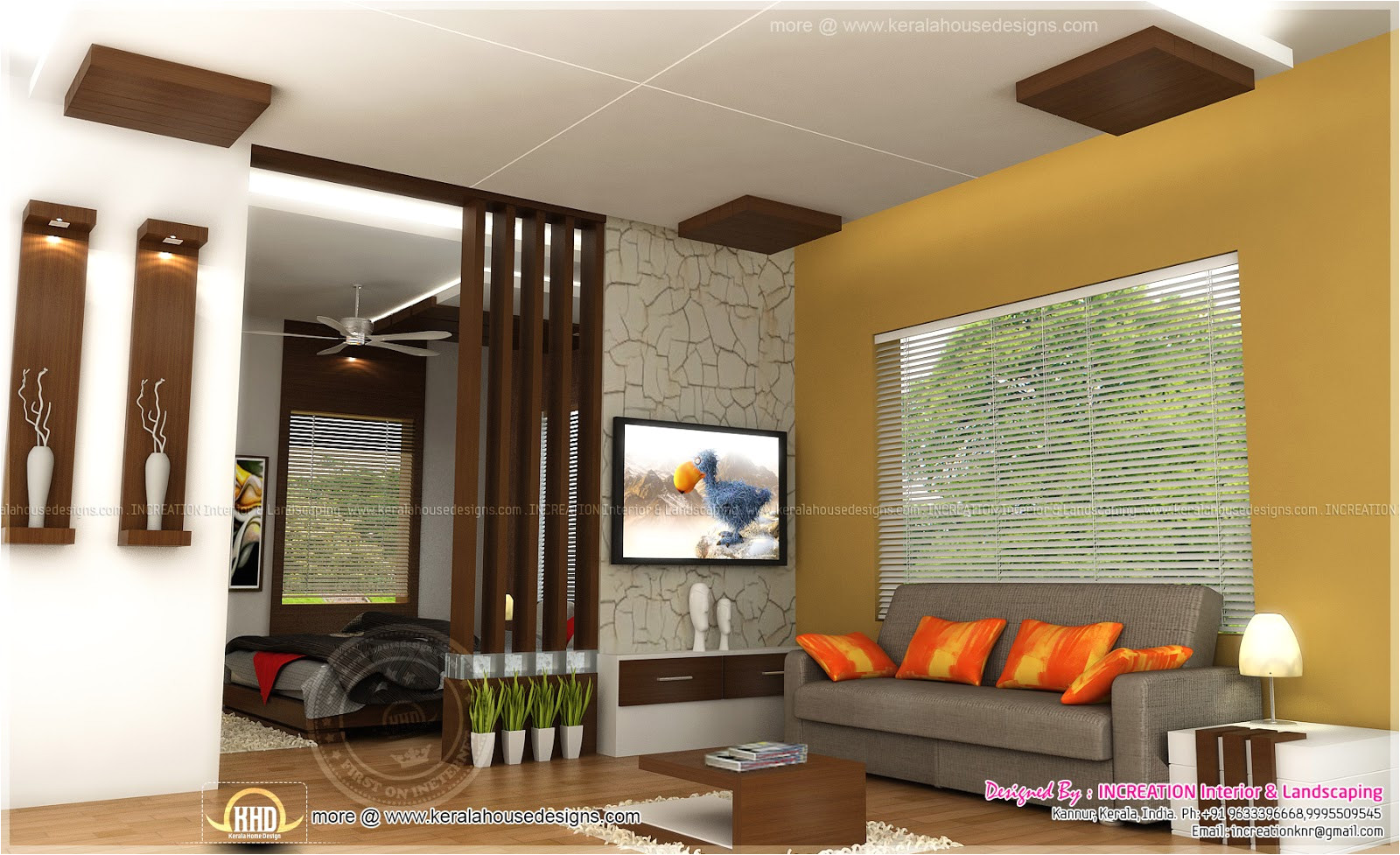 Home Plans with Pictures Of Interior Interior Designs From Kannur Kerala Kerala Home Design