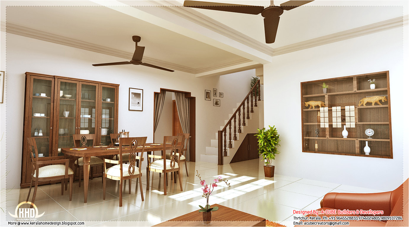 Home Plans with Pictures Of Interior Kerala Style Home Interior Designs Kerala Home Design