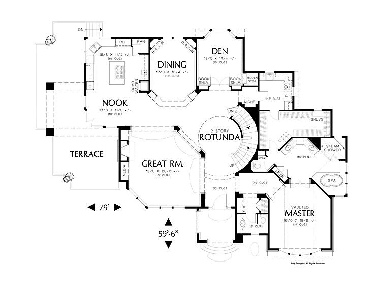house plans with secret passageways