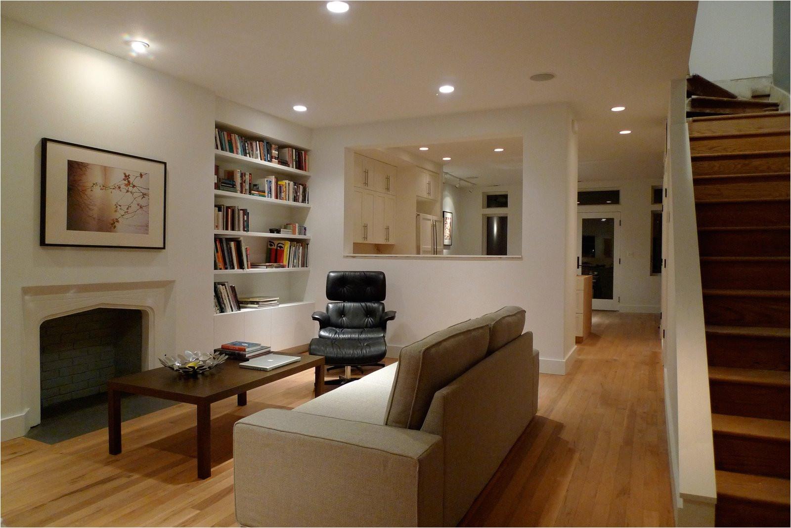 dc row house renovation