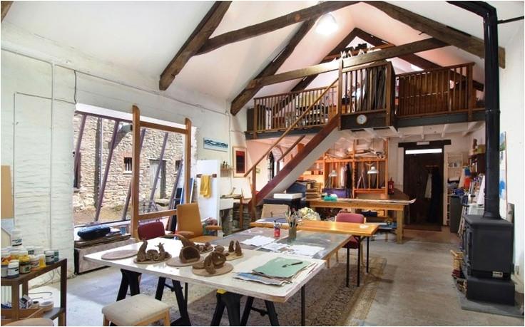 40 inspiring artist home studio designs