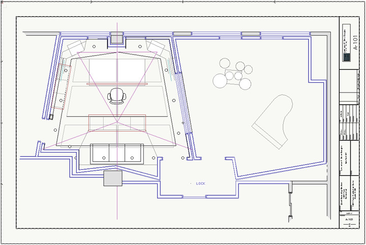 small recording studio floor plans
