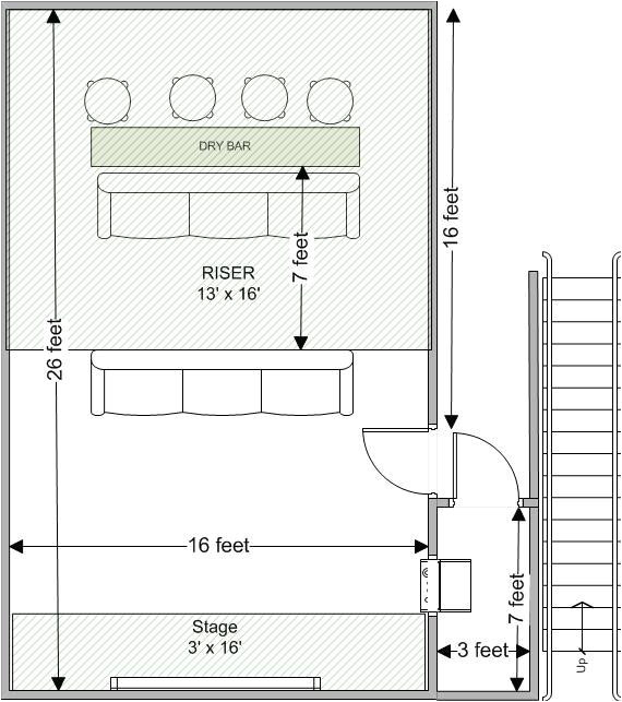 Home theater Construction Plans the Tupalev Family Home theater Construction Thread Avs