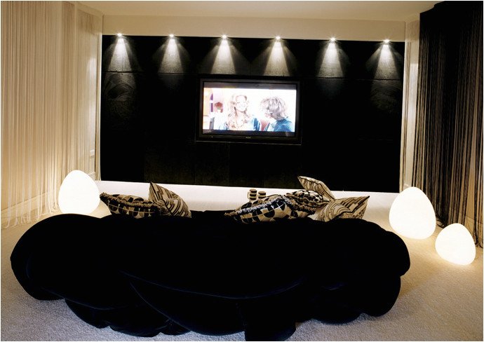 Home theater Plans Designs 15 Cool Home theater Design Ideas Digsdigs