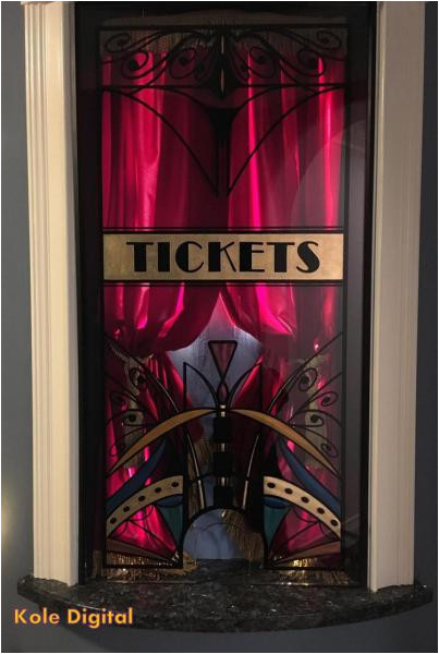 theater entrances cinebars ticket booths