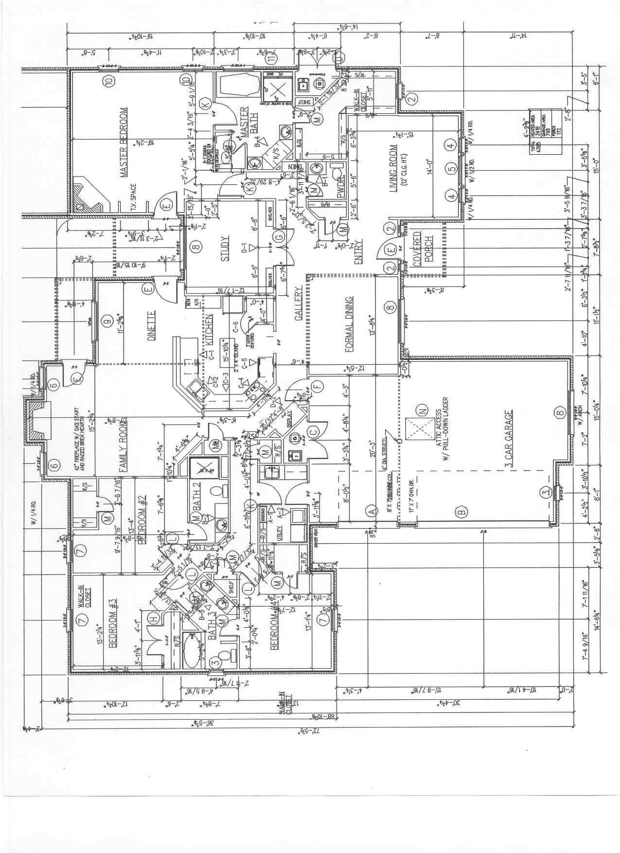 building construction plans