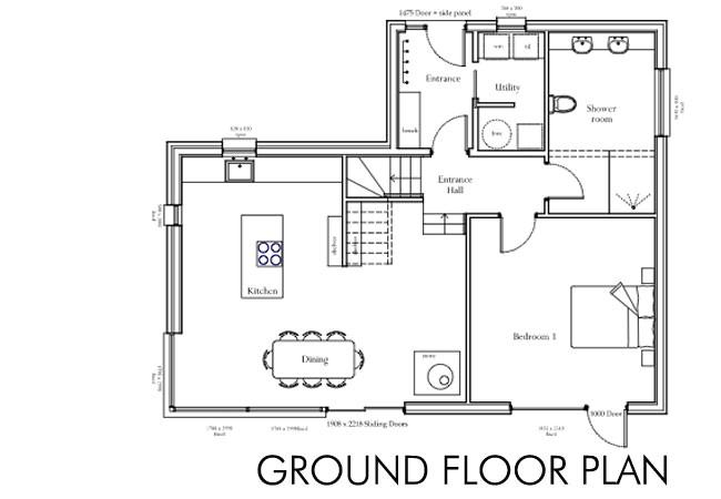 floor plan self build house building dream home 4