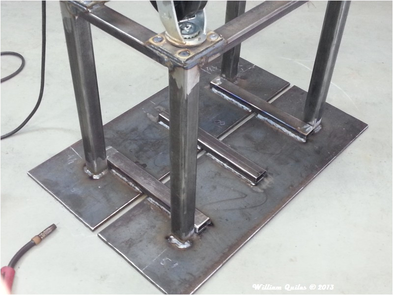 learn by tackling a diy welding project you think might be too difficult