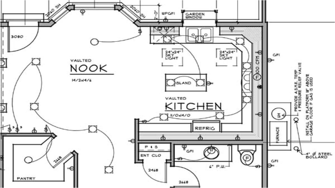 modern house wiring