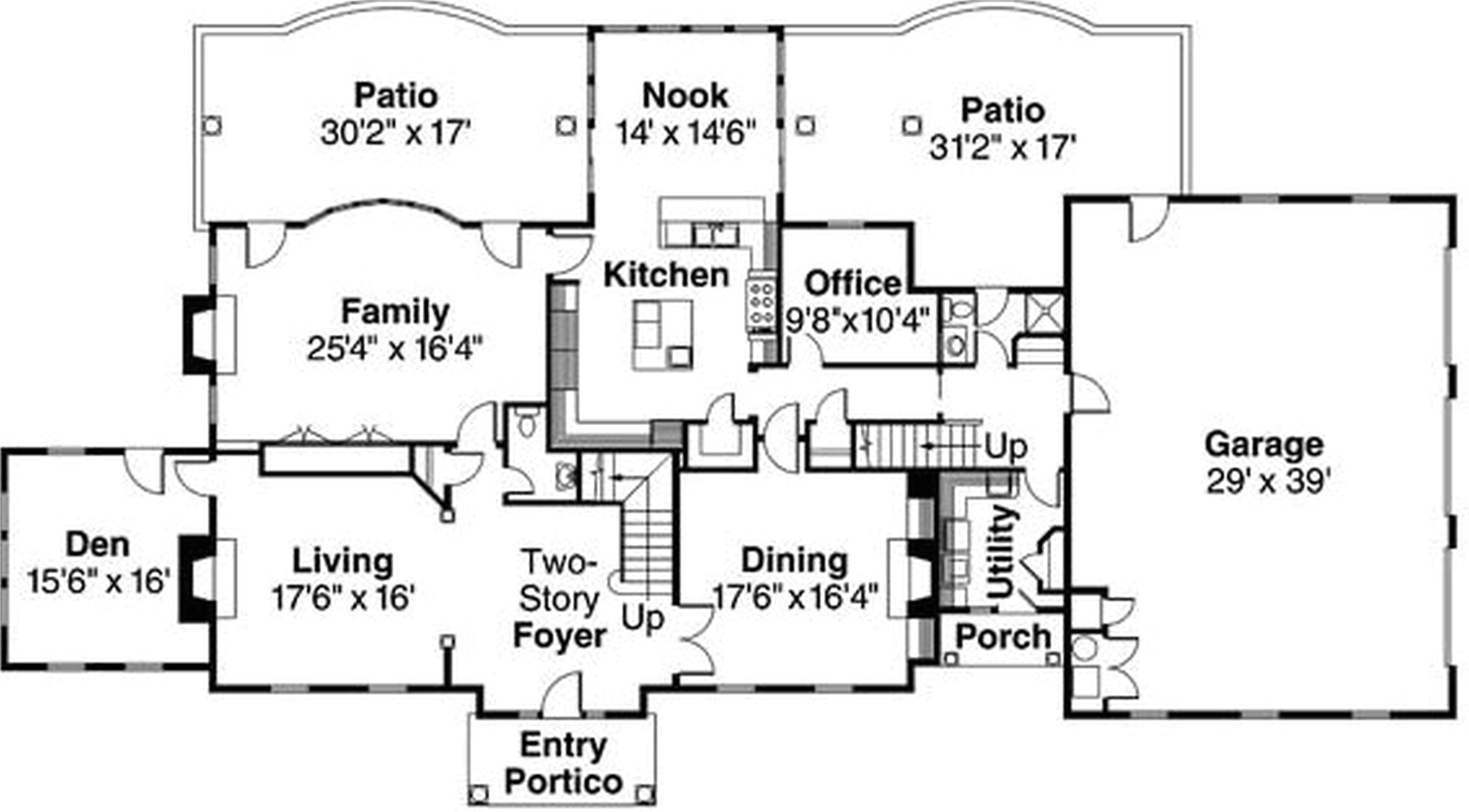 house blueprints finder