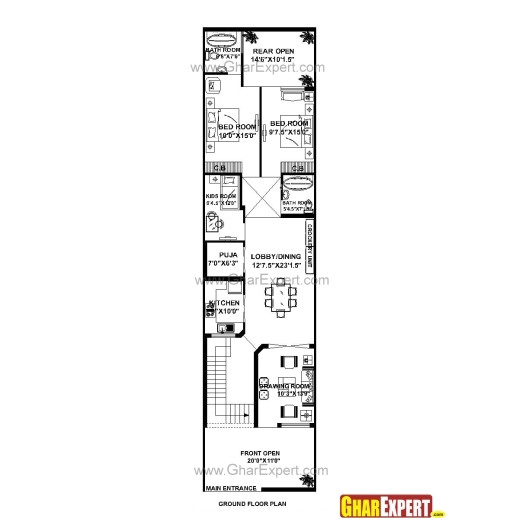 amazing 20 feet 60 feet house planshome plans ideas picture house plan for 15 feet by 50 feet plot pics