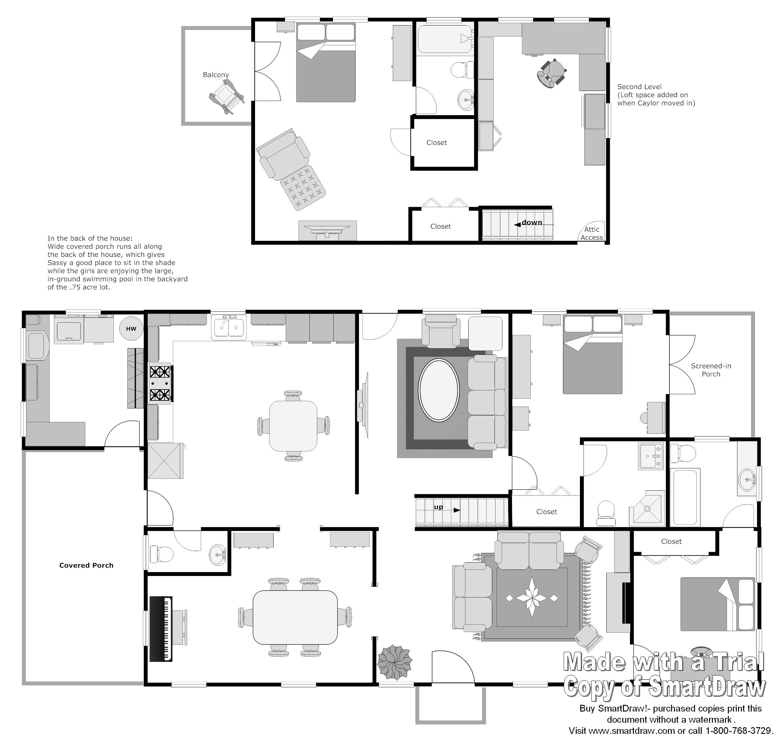 family guy house floor plan