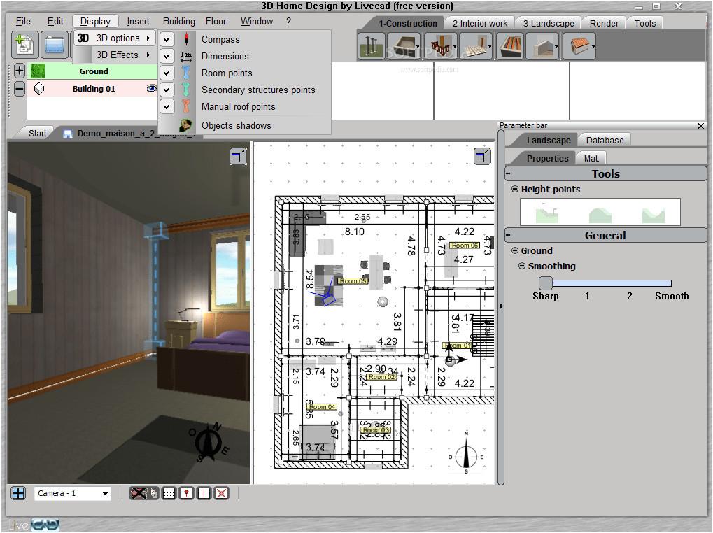 home floor plan software free download