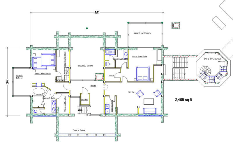 10000 square feet home plans