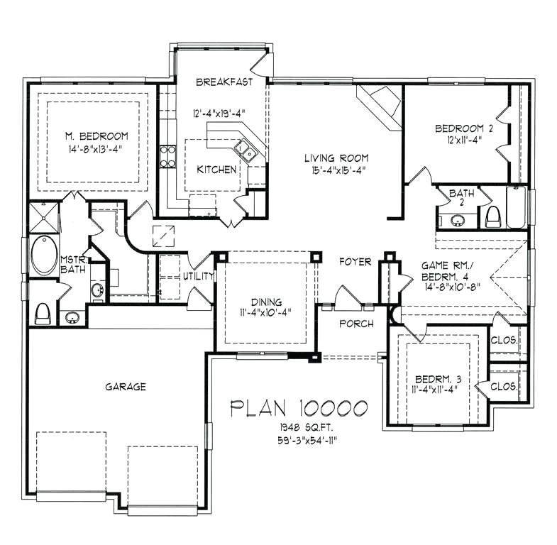 House Plans 10000 Square Feet Plus 10000 Square Foot House Small Size Square Feet House Plans