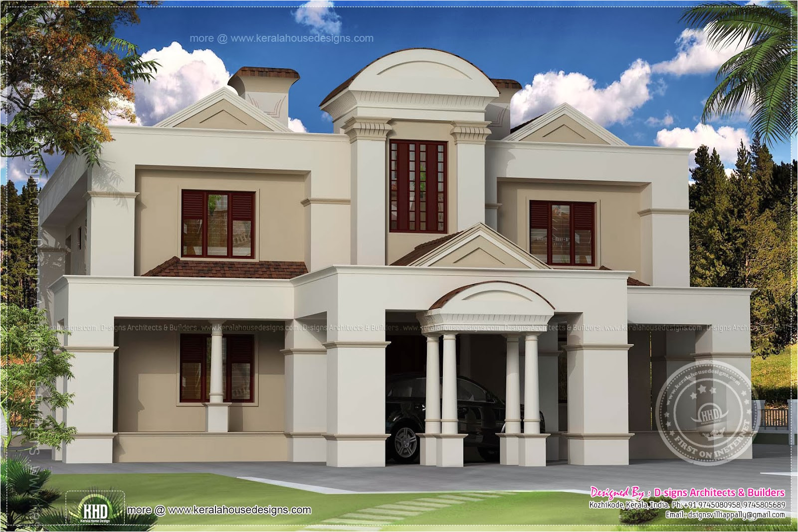 house renovated colonial style