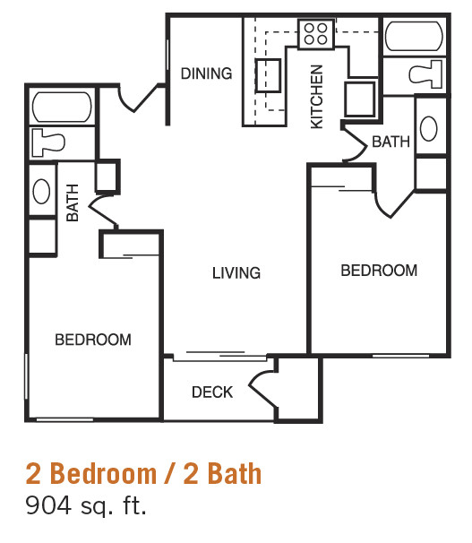 house plans 2 bedroom 2 bath