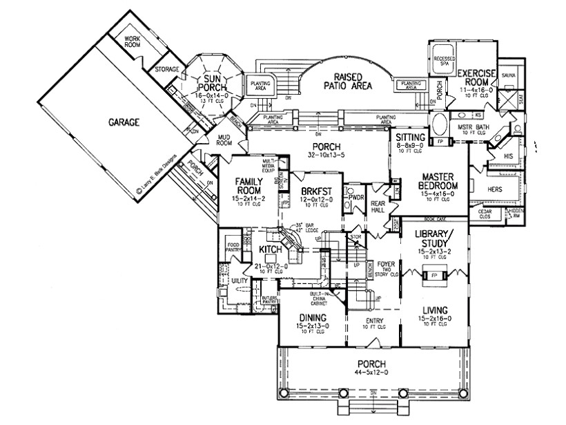5000 square foot home plans