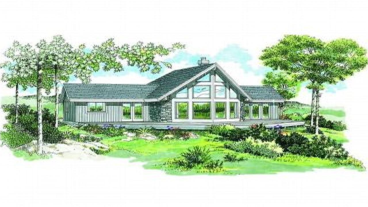 luxury lake view home plans