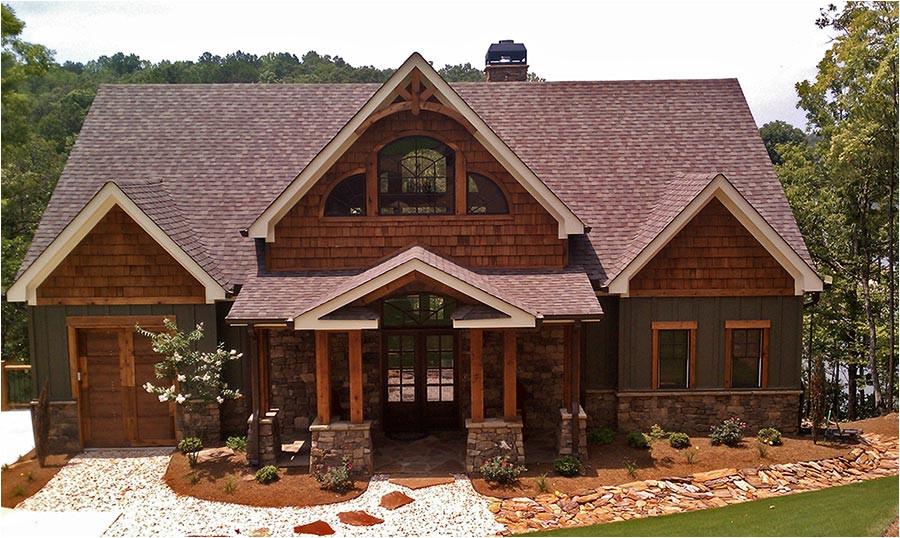 mountain house floor plan