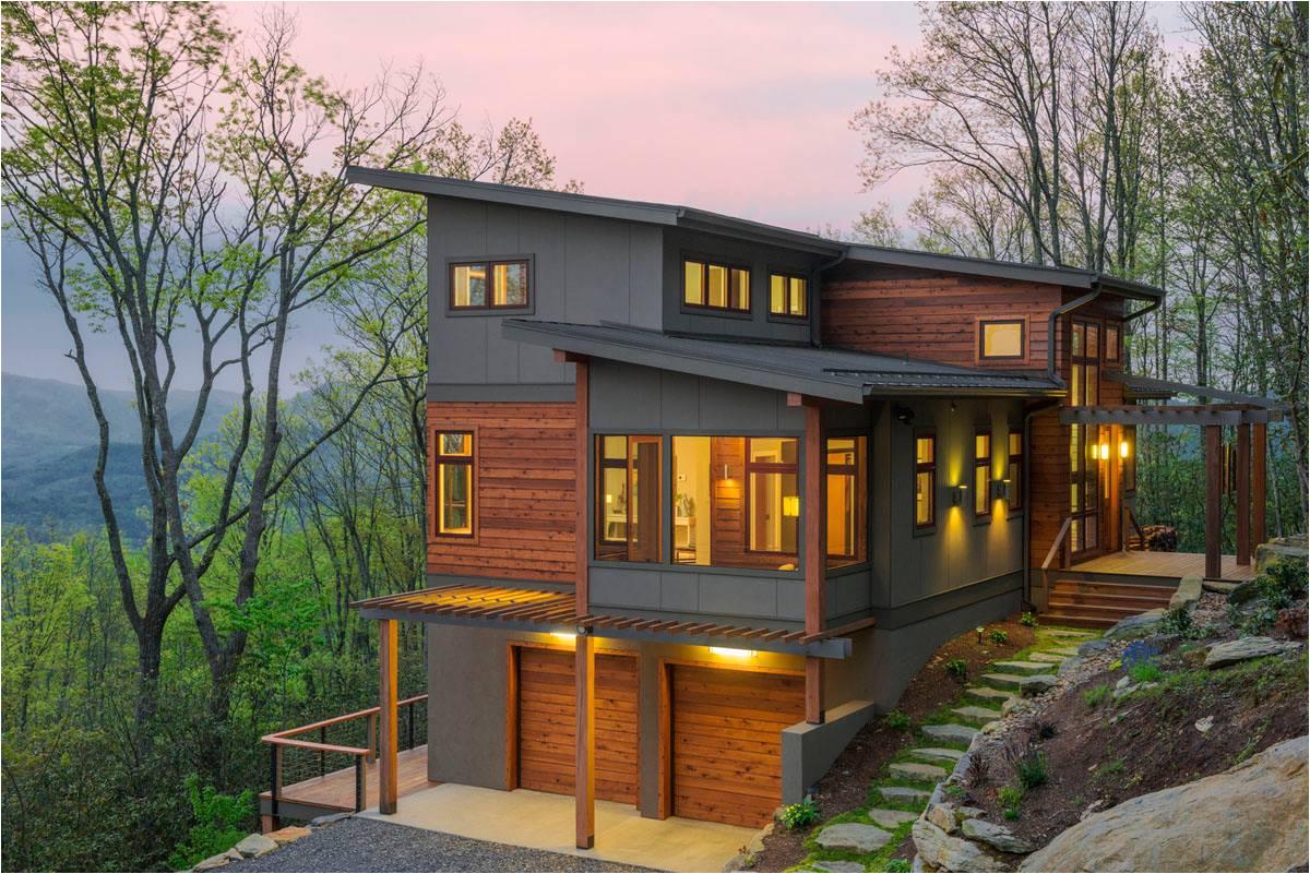 modern mountain home pinterest 3