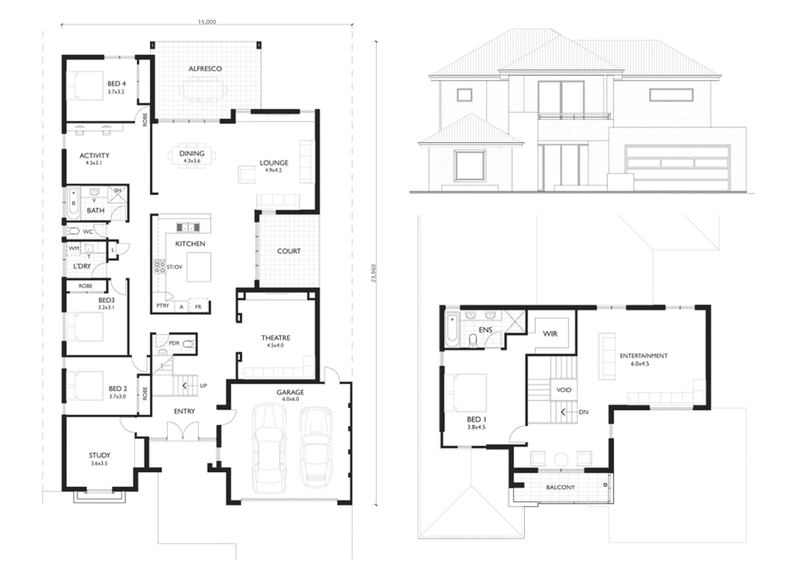 House Plans for Retired Couples House Plans Retired Couples House Design Plans