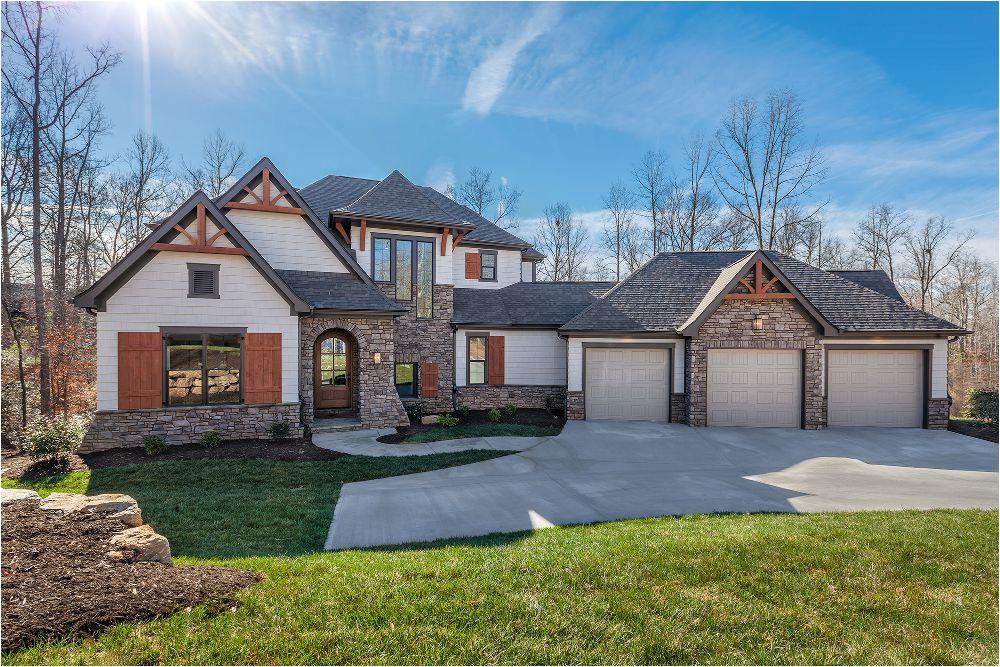 sycamore greenville model home