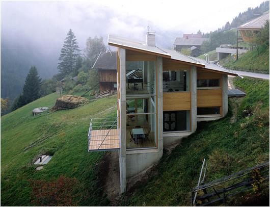 building shed slope 72913