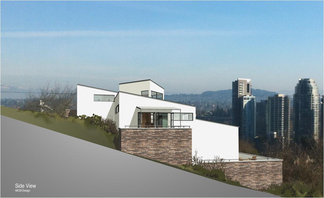 contemporary house plan 5