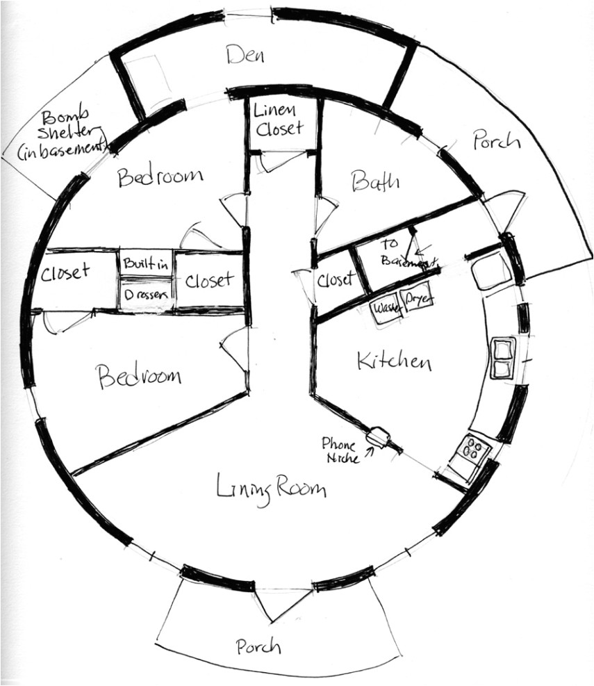 buckminster fuller dymaxion house floor plan round houses and for floor plans for round homes