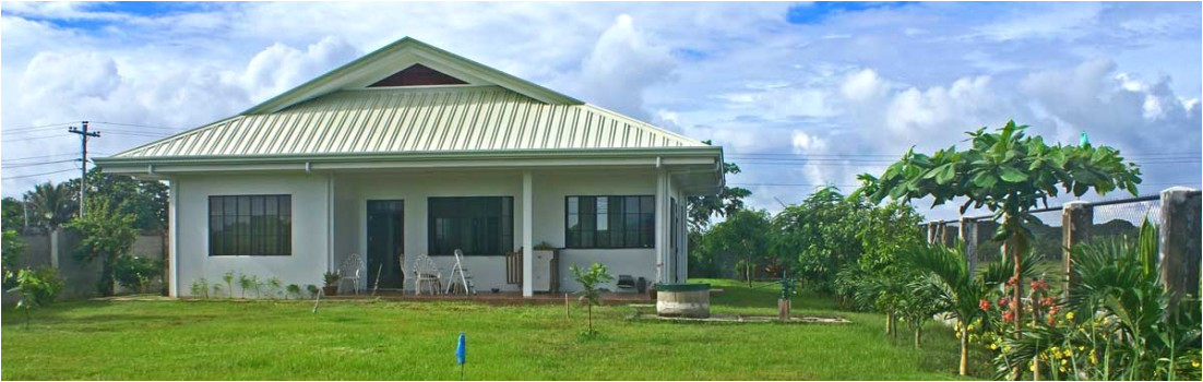 our philippine house building project final house