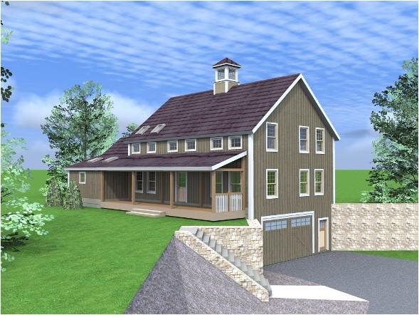 barn home plans 2