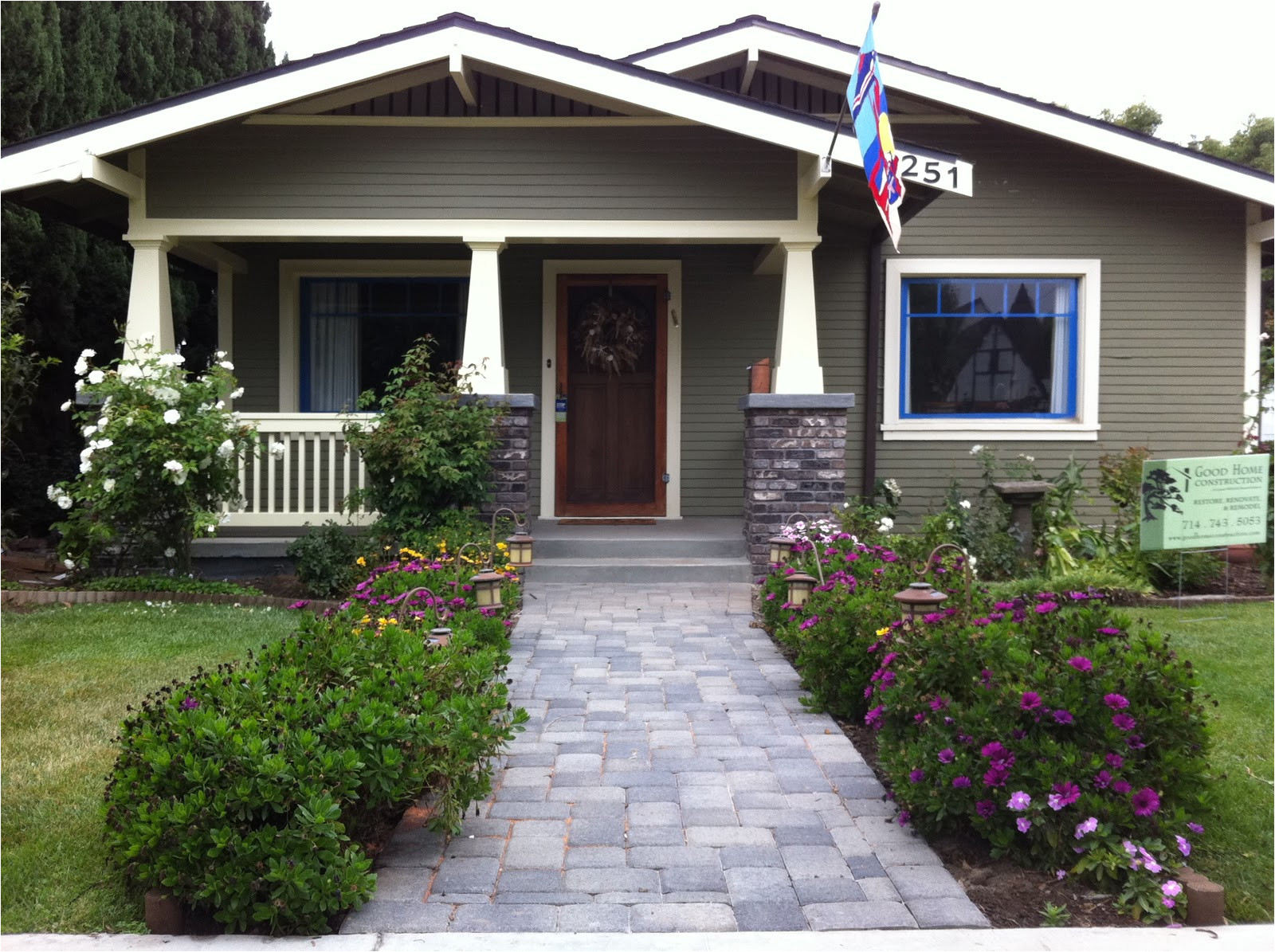 ranch home designs with porches