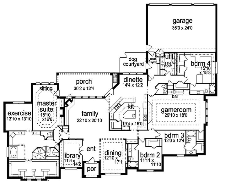 House Plans with A Safe Room 1000 Images About Safe Room Floor Plans On Pinterest