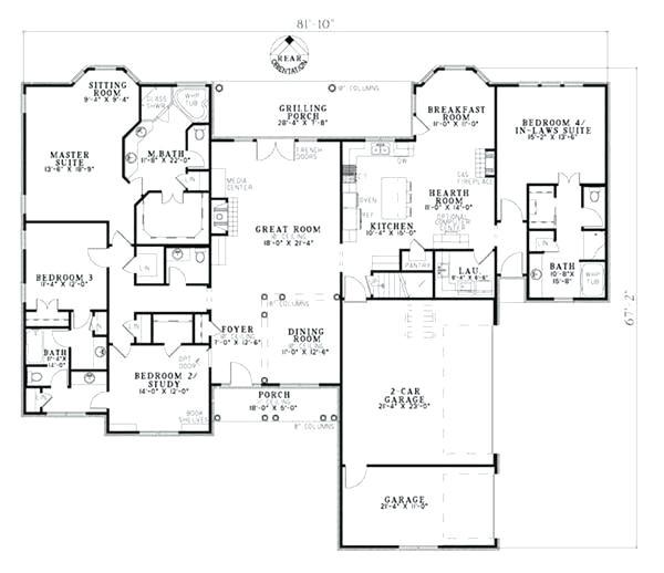 mother in law suite garage floor plans