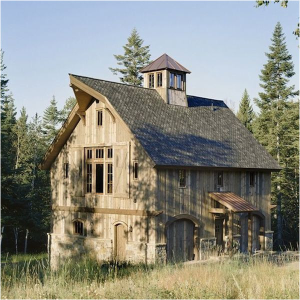 cupolas and barns