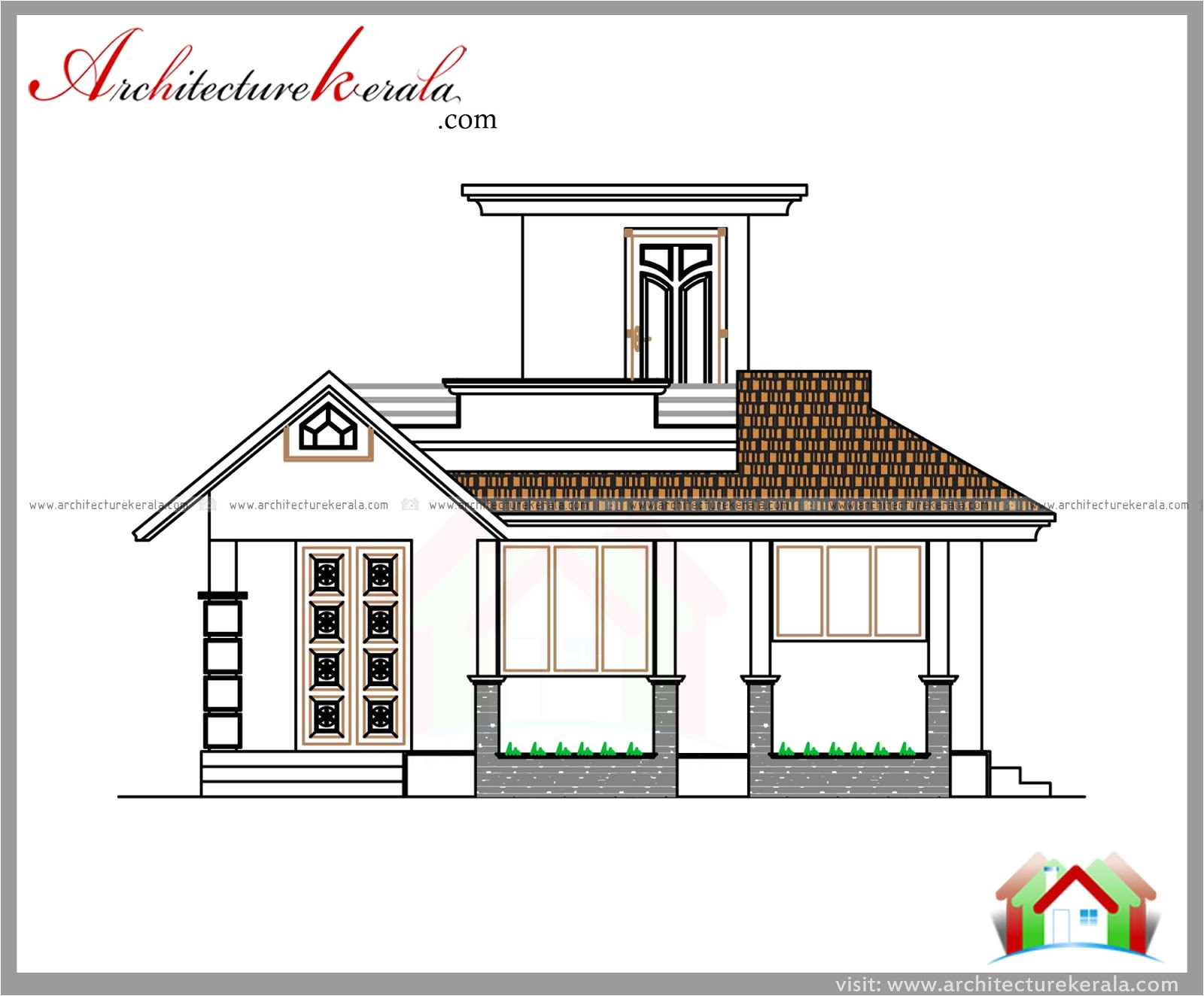 kerala home plans and estimates