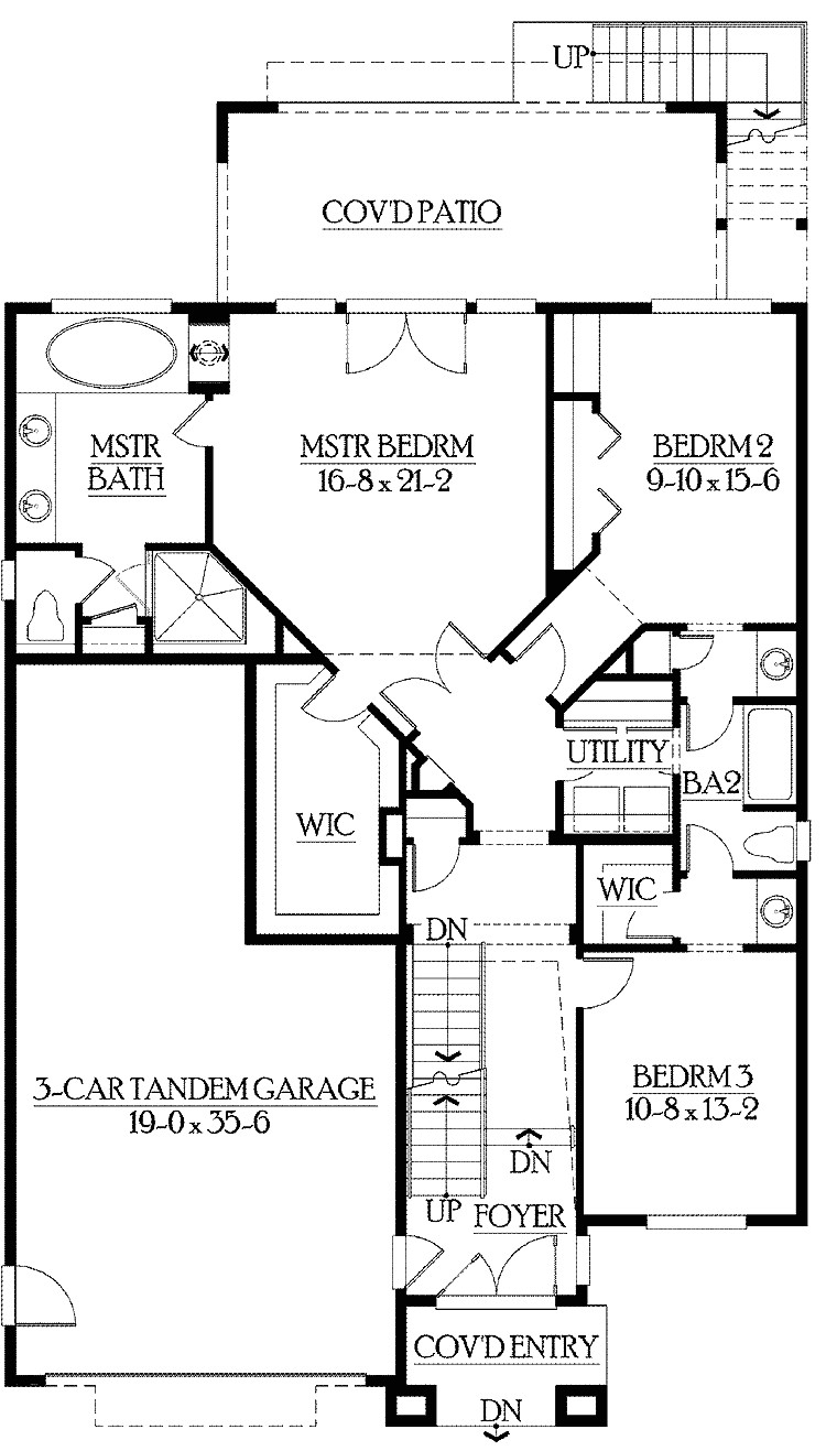 designing floor plans for a house