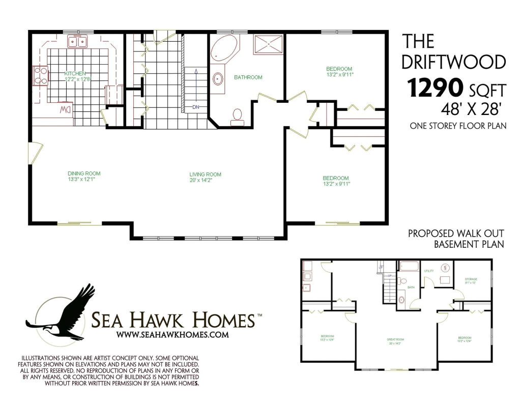 house plans with finished walkout basements luxury decor ranch house plans with walkout basement