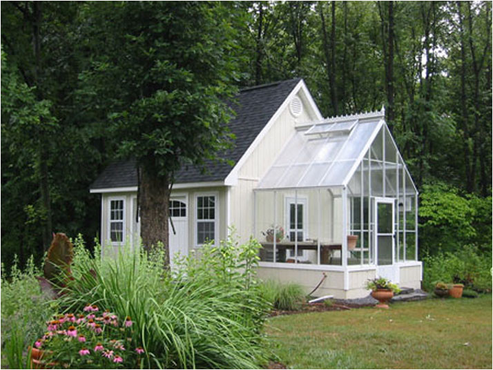 cape cod 10x 18 glass twinwall gable attached
