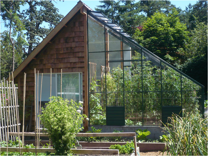 home attached greenhouses