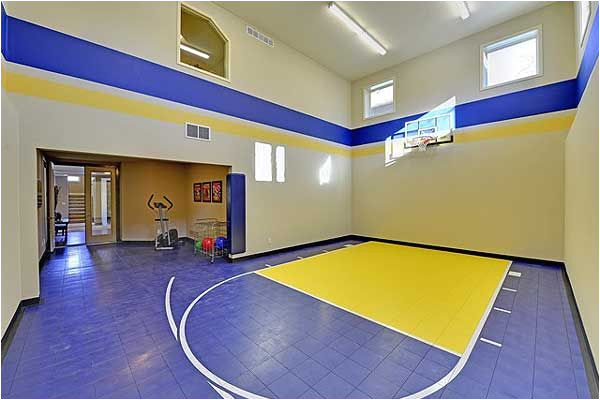 house plans with sport courts