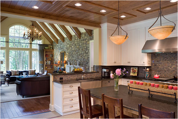 House Plans with Open Kitchen and Living Room Create A Spacious Home with An Open Floor Plan