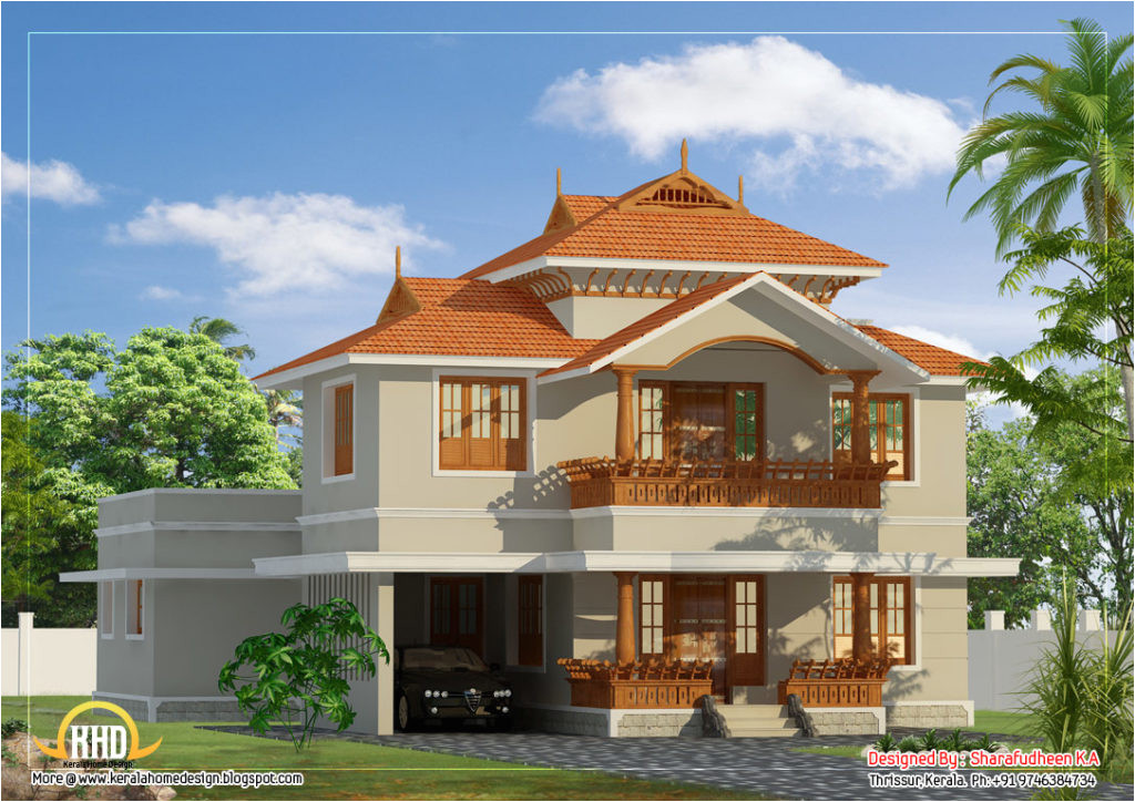 House Plans with Photo Gallery Design House Most Beautiful Houses Kerala Designs